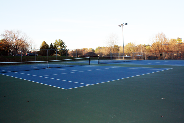 North Creek Tennis Courts