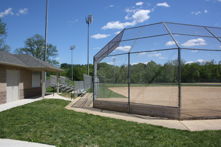 South Valley Park Ballfield