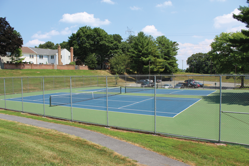 Stedwick Tennis Courts