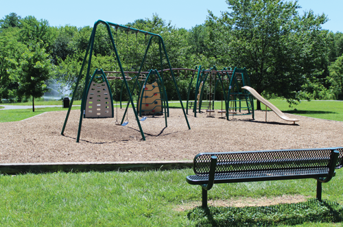 South Valley Park Tot Lot
