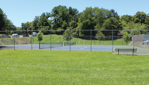 The Heights Tennis Courts
