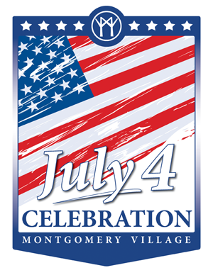 July 4th Celebration logo