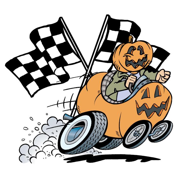 Pumpkin Race logo