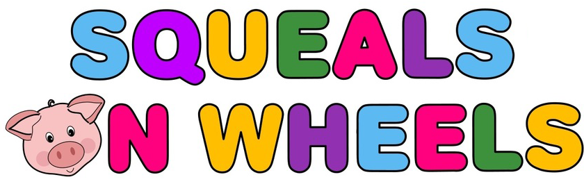Squeals on Wheels logo