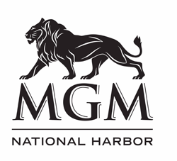MGM National Harbor logo