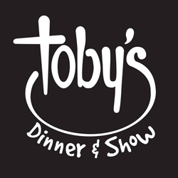 Toby's Dinner Theater logo