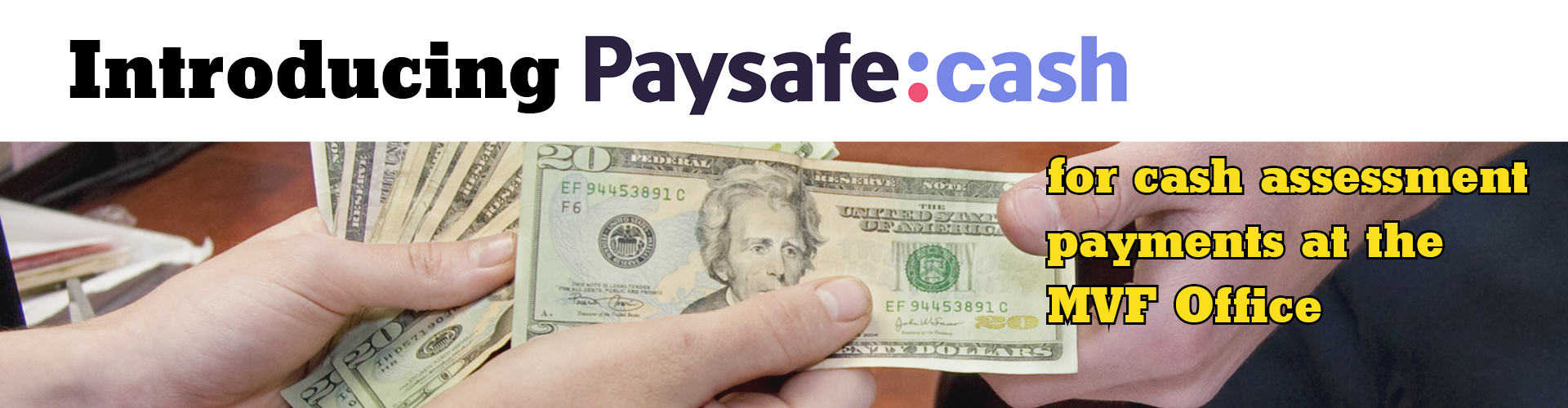 Paysafe:Cash